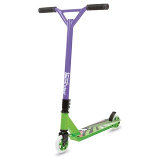 Freestyle kolobežka Street Surfing TORPEDO Green Purple