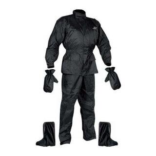 Moto pláštenka NOX Set Rainpack - čierna
