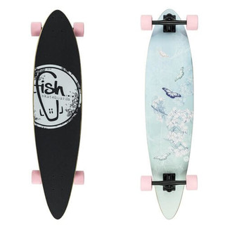 Longboard Fish Butterfly 40""