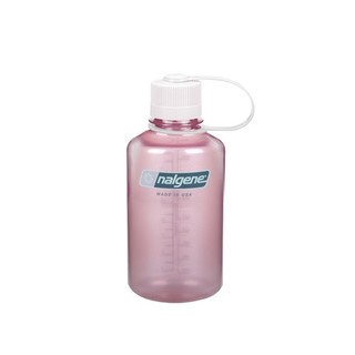 Outdoorová fľaša NALGENE Narrow Mouth 500 ml - Fire Pink 16 NM