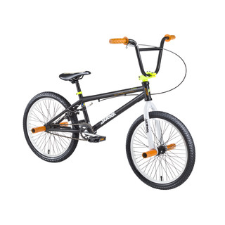 "Freestylový bicykel DHS Jumper 2005 20"" - model 2016 - Black-Green"