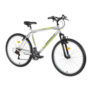 "Horský bicykel Kreativ 2603 26"" - model 2016 - White"