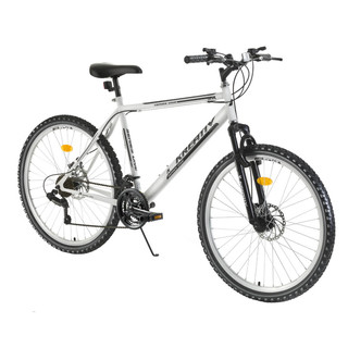 "Horský bicykel Kreativ 2605 26"" - model 2016 - White"