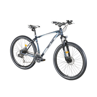 "Horský bicykel DHS Terrana 2725 27,5"" - model 2016 - Gray-White"