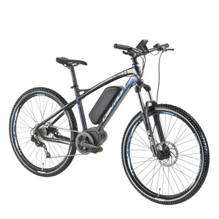 Horský elektrobicykel Devron 27225 - model 2016 - Race Black