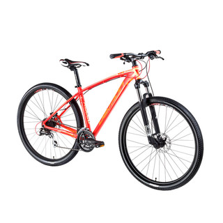 "Horský bicykel Devron Riddle H1.7 27,5"" - model 2016 - Salsa Red"