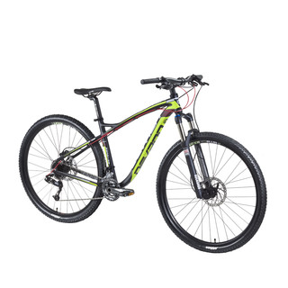 "Horský bicykel Devron Zerga D5.7 27,5"" - model 2016 - Black Fury"