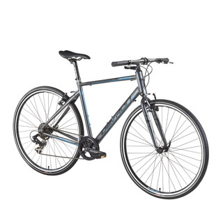 Crossový bicykel Devron Urbio U1,8 - model 2016 - Ice Grey
