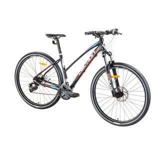"Dámsky horský bicykel Devron Riddle LH0.7 27,5"" - model 2017 - Dark Tangerine"