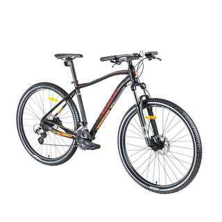 "Horský bicykel Devron Riddle H1.9 29"" - model 2018 - Black"