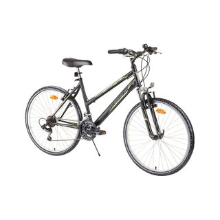 "Juniorský dievčenský horský bicykel Reactor Swift 24"" - model 2020 - lemon"