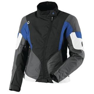 Dámska moto bunda SCOTT Technit DP - čierno-modrá 53de58d2c7b