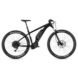 "Horský elektrobicykel Ghost Kato X S5.7+ 29"" - model 2020 - Night Black / Jet Black / Iridium Silver"