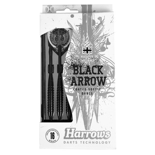Šípky Harrows Black Arrow