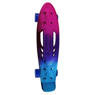 Pennyboard Karnage Chrome Retro Transition - modro-fialovo-ružová