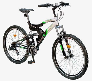 Juniorský bicykel DHS 2645 Matrix - model 2011