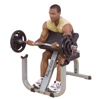Scottova lavica Body-Solid Curl Bench GPCB329