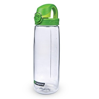 Športová fľaša NALGENE On the Fly 700ml - Clear/Sprout cap