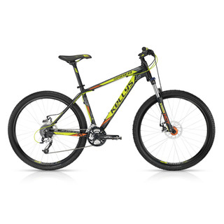 "Horský bicykel KELLYS SPIDER 10 Black Toxic 27.5"" - model 2016"