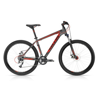 "Horský bicykel KELLYS SPIDER 10 Shadow Red 27.5"" - model 2016"