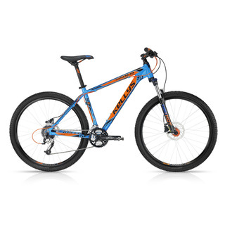 "Horský bicykel KELLYS SPIDER 30 Blue 27.5"" - model 2016"