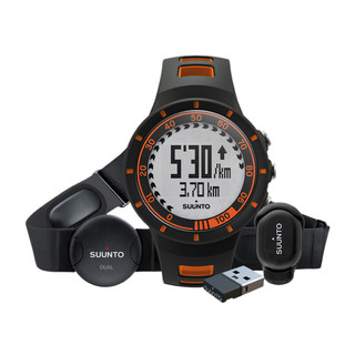 Športtester Suunto Quest Orange Running Pack