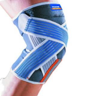 Športová bandáž pásková podpora kolena Thuasne