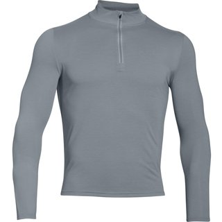 Pánska mikina Under Armour Threadborne Streaker 1/4 Zip - Steel