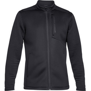 Pánska bunda Under Armour Storm Daytona FZ - BLACK / BLACK / BLACK