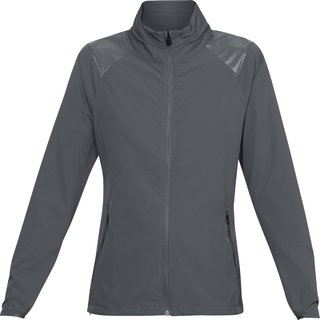 Dámska bunda Under Armour Storm Windstrike Full Zip - Pitch Gray