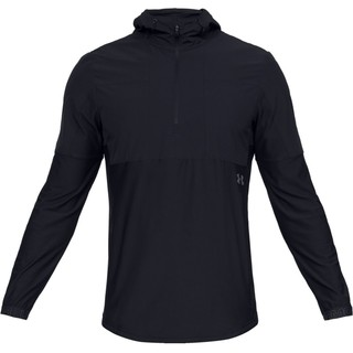 Pánska bunda Under Armour Vanish Hybrid Jacket - Black