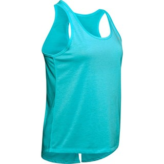 Dámske tielko Under Armour Whisperlight Tie Back Tank - Breathtaking Blue