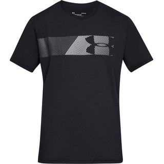 Pánske tričko Under Armour Fast Left Chest 2.0 SS - Black