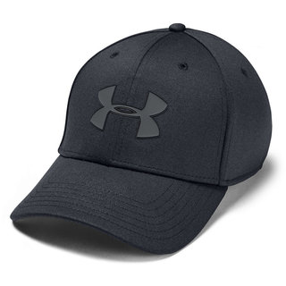 Pánska šiltovka Under Armour Twist Stretch Cap - Black Light Heather