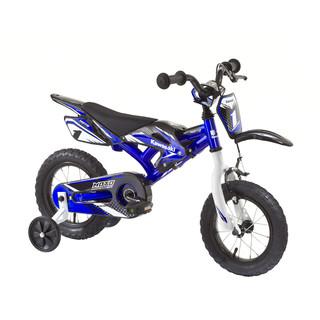 "Detský bicykel KAWASAKI Moto 12""- model 2014 - modrá"