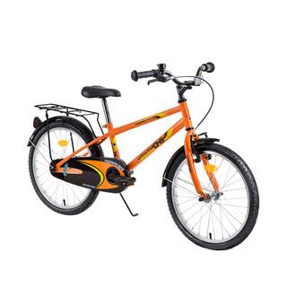 """Detský bicykel DHS Kid Racer 2001 20"""" - model 2015 - oranžová"""