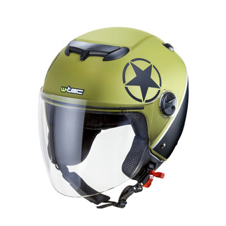Moto prilba W-TEC YM-617 - Mash Green - inSPORTline 53c19a16f3