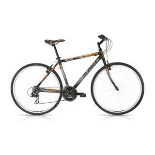 Crossový bicykel ALPINA ECO C05 dark-orange - model 2016