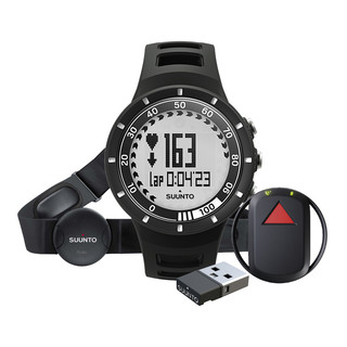 Športtester Suunto Quest Black GPS Pack