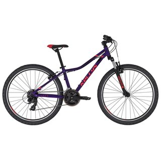 "Juniorský bicykel KELLYS NAGA 70 26"" - model 2020 - Purple"