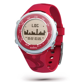 Športtester Suunto T3d Sporty Red