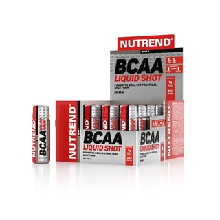 Drink BCAA Nutrend Mega Shot 20 x 60 ml