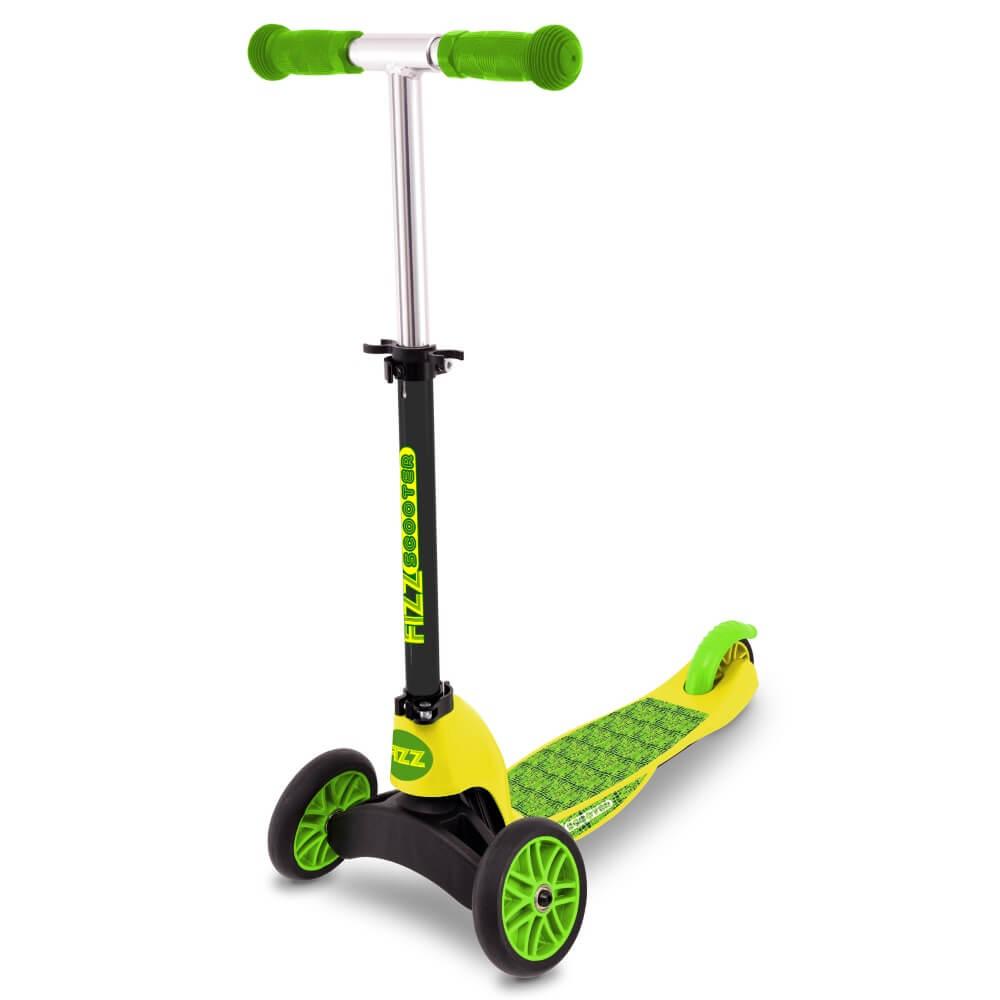 Detská trojkolobežka Fizz Flip Mini Evo Croc
