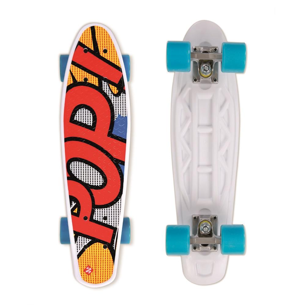 Pennyboard Street Surfing POP BOARD Popsi Yellow 2f6ebac7323