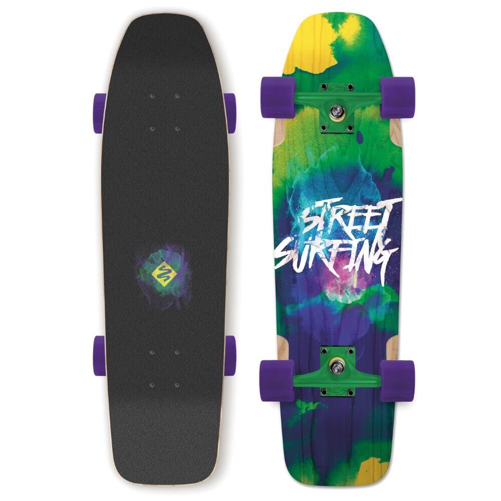 Skateboard Street Surfing Freeride Road Blast 31