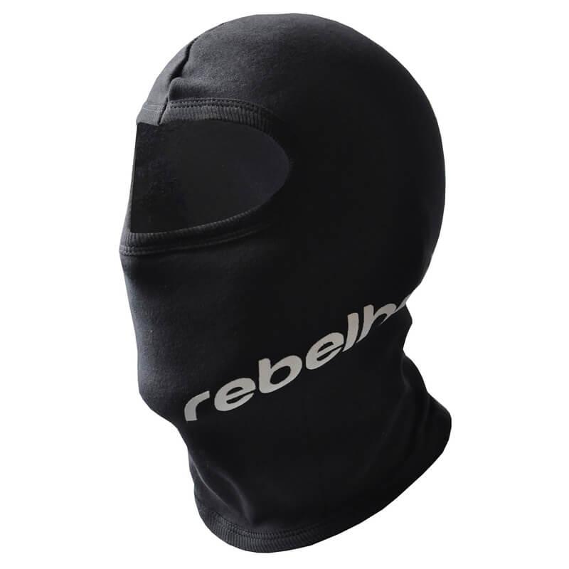 Viacúčelová ochranná kukla Rebelhorn Bavlna čierna