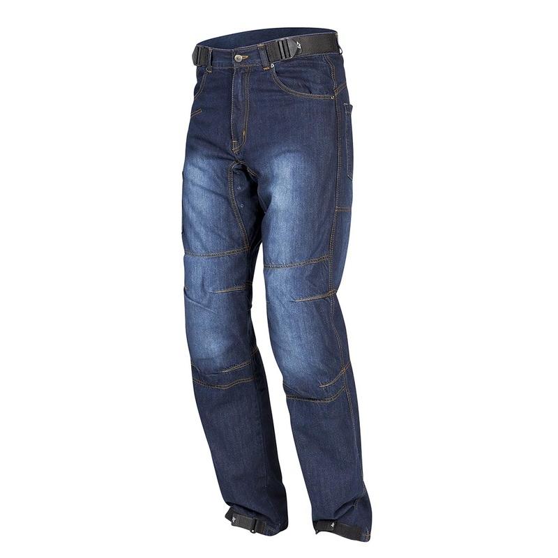 Pánske motocyklové jeansové nohavice Rebelhorn URBAN II