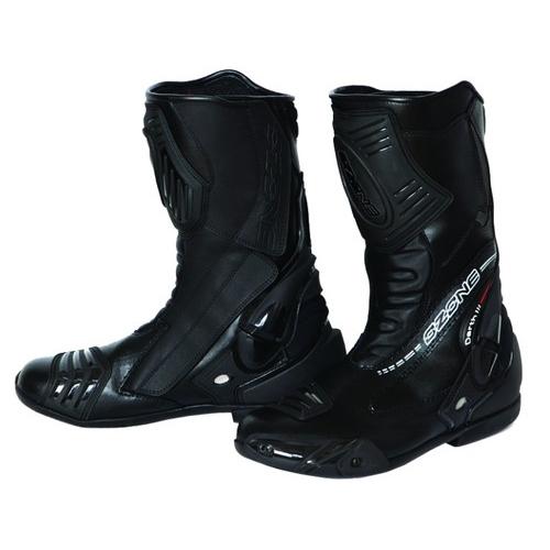 1646f459e0 Moto topánky Ozone Circuit perforované čierna - klasická - 41