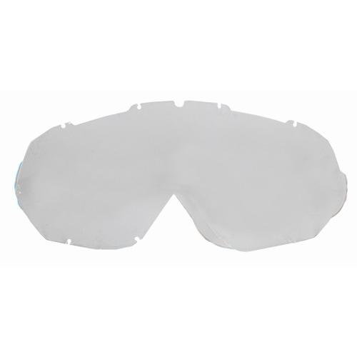 Náhradné sklo k moto okuliarom Ozone Mud s pinmi