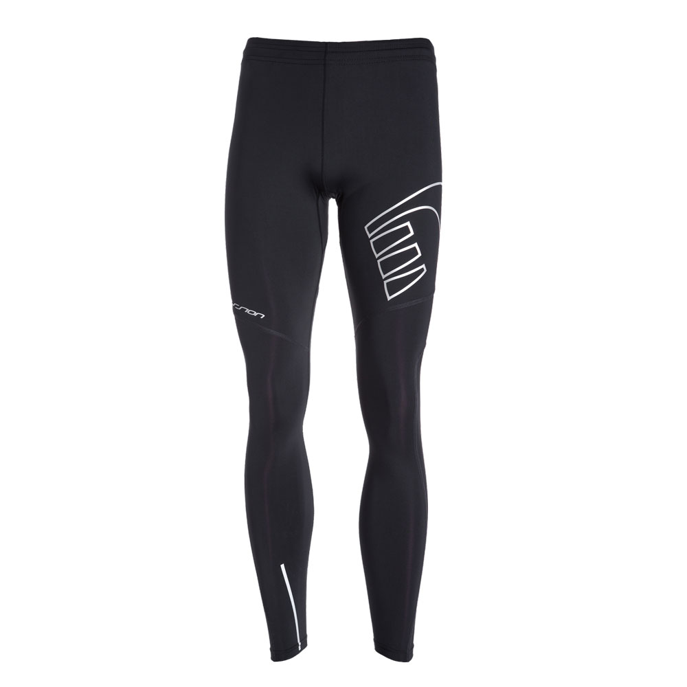 Unisex compression running tight pants Newline Iconic XS
